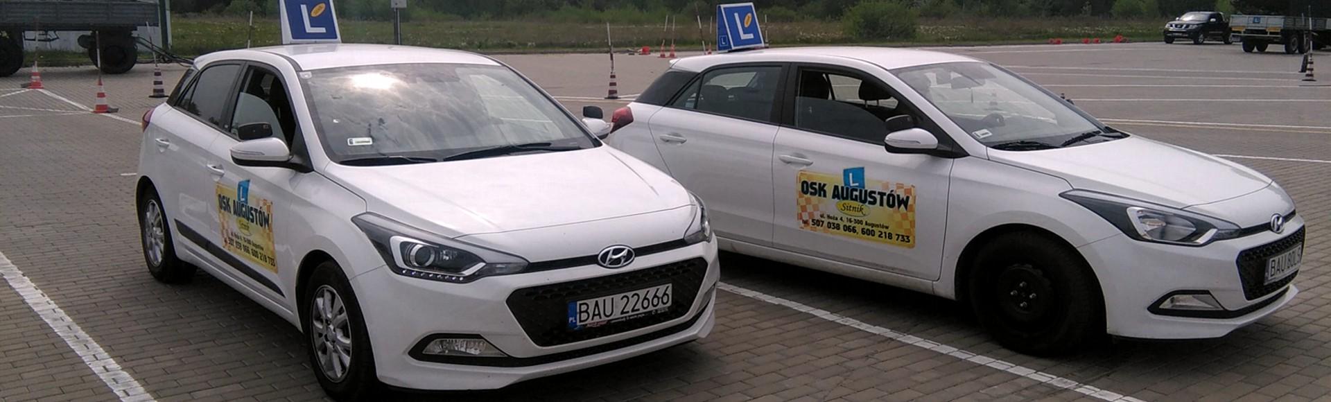 Sitnik – szkoła jazdy Augustów